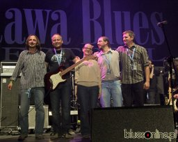 Around the Blues - Rawa Blues Festival 2012