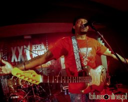 Eric Gales in Bialystok
