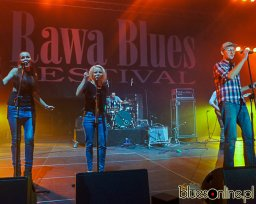 HooDoo Band na Rawa Blues 2013