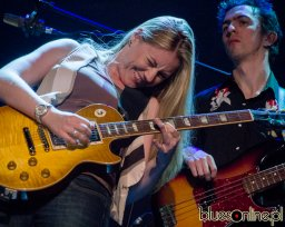Joanne Shaw Taylor at Bluestracje 2013