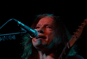 Robben Ford played at Progresja, Warsaw, capital of Poland
