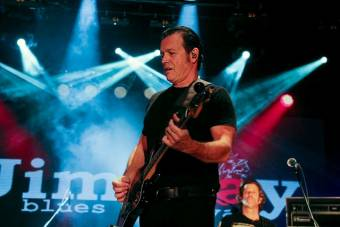 Tommy Castro is back to Jimiway Blues Festival 2018