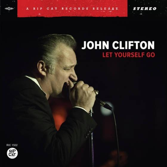John Clifton - Let Yourself Go