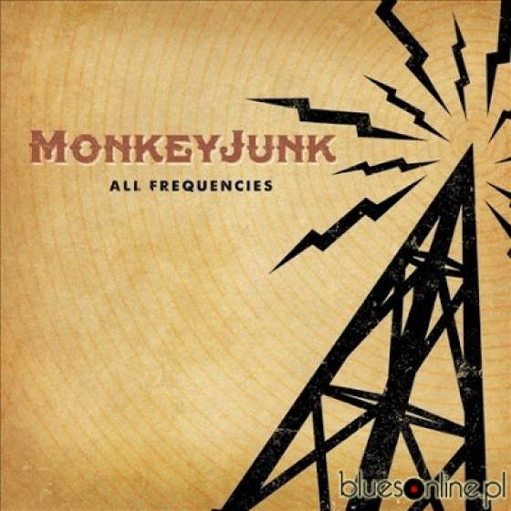 MonkeyJunk – All Frequencies