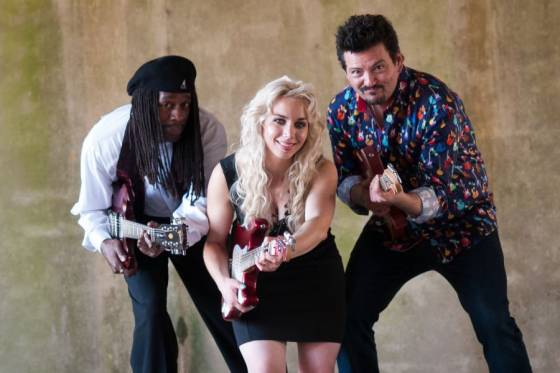 Ruf's Blues Caravan: Bernard Allison, Vanja Sky, Mike Zito