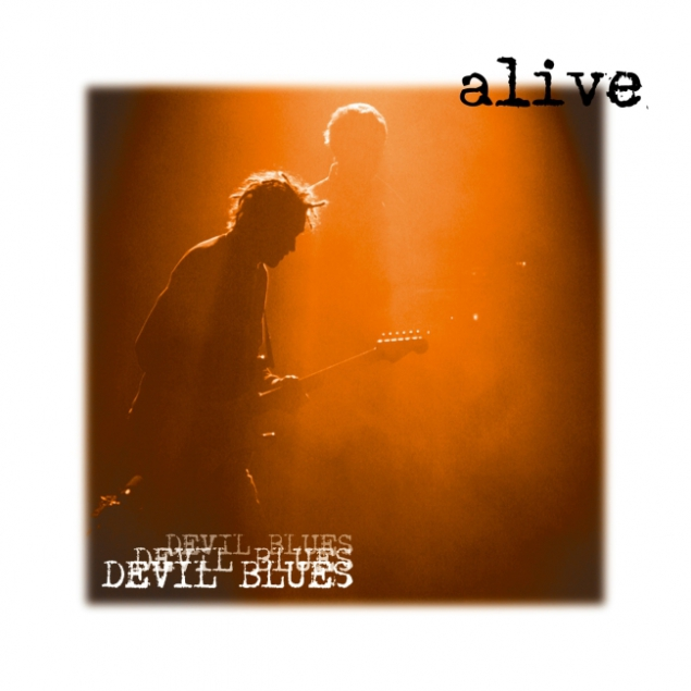Devil Blues - alive - na żywo w studiu