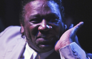 Mud Morganfield, czyli Muddy Waters jr