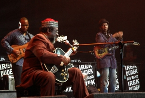 Rawa Blues 2010: James Blood Ulmer i Vernon Reid