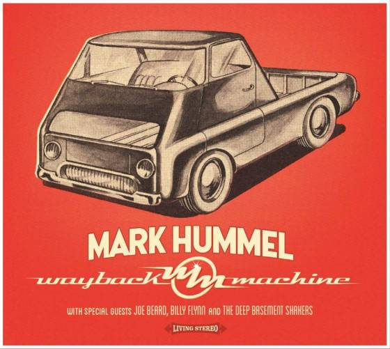 Mark Hummel – Wayback Machine (2020)