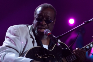 James Blood Ulmer zakończył XXX Rawa Blues Festival