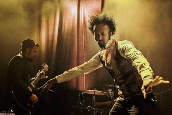 Fantastic Negrito would be one of the stars of X Suwałki Blues Festival 2017